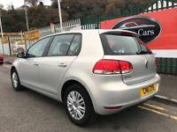 2011 (11 reg) Volkswagen Golf 1.6 TDI S 5dr Hatchback Turbo Diesel 5 Speed Manual