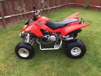 Apache RLX 320 sport quad ATV