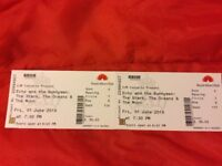 ECHO AND THE BUNNYMEN tickets, 1/6/18, RAH
