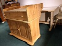 Drawers/change table. MUST GO