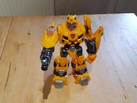 "Transformers 12"" Electronic Bumblebee"