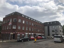 1-4 Desk office available to rent on a first three month reduced rent, call 0208 961 1415