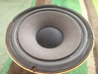 Tannoy dual concentric speakers hpd 315 and Tannoy Crossovers