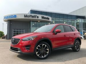 2016 Mazda CX-5 GT AWD GT AWD LEATHER, SUNROOF, BOSE, GPS, BSM