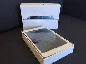 iPad mini - 16 GB - white - used, no scratches, perfect condition