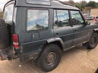 Land Rover Discover 4.8L V8 SPARES OR REPAIRS