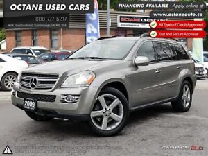 2009 Mercedes-Benz GL-Class ONE OWNER! FULLY LOADED!