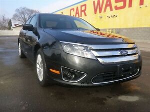 2010 Ford Fusion IMMACULATE 2010 Fusion AWD LOADED!!! YES We Fin