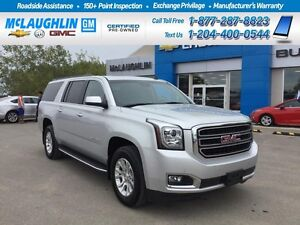2015 GMC Yukon XL SLT 4X4 *Heated/Cooled Leather *Touch Screen *