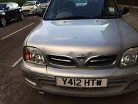 CHEAP NISSAN MICRA 1.0 2001 DRIVES LIKE NEW 52k MILEAGE AUTOMATIC... Focus civic yaris