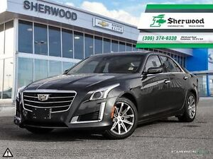 2016 Cadillac CTS 3.6L Luxury Collection AWD