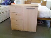 Chest of drawers with cupboard REF:GT079/080