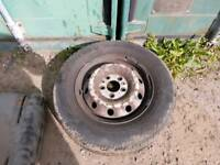 Iveco daily tyres with Rims