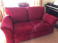 2 seater sofa good condition Maryculter