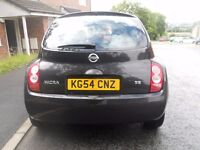 Nissan Micra SE 1.2 Petrol Keyless Entry Start, 53,200 miles only, Always services.