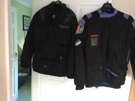 Ladies Motorcycle jackets