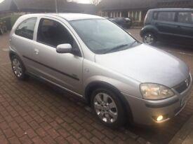 Vauxhall Corsa 1.2 sxi, low mileage, 12 months mot, nice car, look @@@@