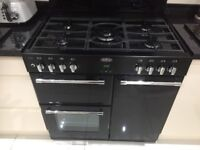 Belling dual fuel oven