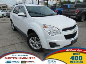 2014 Chevrolet Equinox 1LT | BACKUP CAM | AWD | V6 | BLUETOOTH