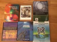 Various University Engineering Text Books