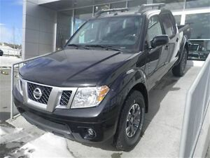 2017 Nissan Frontier PRO-4X Leather NAV Sunroof