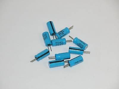 10pk - 1uf25v Radial Lead Electrolytics