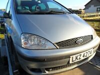 ford galaxy parts from 10 cars petrol and diesel from 1998 to 2008