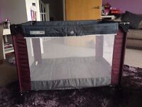 £15 - Mamas & Papas Travel Cot