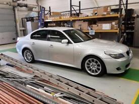 2007 BMW 520d msport