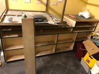Large Shop Counter For Sale