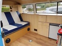 VW Bay Window Campervan T2 Westfalia Conversion (1976)