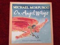 Michael Morpurgo's On Angels Wings book