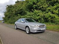 Jaguar X-Type 3.0 V6 Sport (AWD) 2002 4dr no mot hence price cheap not used £1200