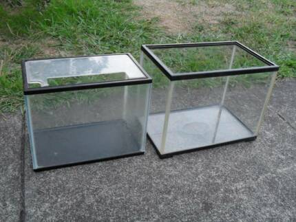 Fish or Reptile Tanks from