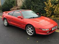 TOYOTA MR2 TURBO - T BAR - 330BHP - £13,000 WORTH OF RECIEPTS - PX WELCOME