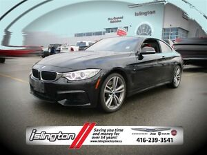 2014 BMW 435i M - xDrive - AWD, 3.0L TWIN POWER TURBO I-6
