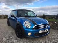 2011 Mini One 1.6 Diesel £30 Tax. Finance Available