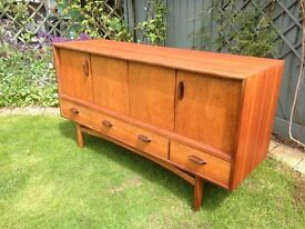 G Plan Vintage Retro Danish Designed Teak Sideboard 1964