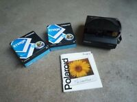 Polaroid Image 2 camera with Image instant film 40 photos fully working