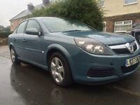 1100£ VECTRA EXCLUSIV CDTI 120 2007 5 Door Hatchback, 6 speed economic