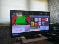 """60"""" LG FULL HD SMART TV WITH BUILT IN FREEVIEW HD"""