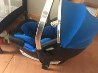 MOTHERCARE CARSEAT, BOUNCER CHAIR