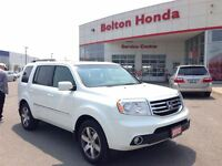 2012 Honda Pilot Touring, Service records, accident FREE