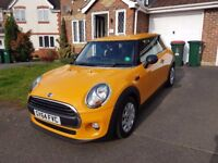 Mini One - Low mileage, Cheap tax & Cheap insurance. Owned from new & less than 3 years old!