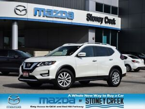 2018 Nissan Rogue S Apple/Android Carplay Heated Seats Rear Cam