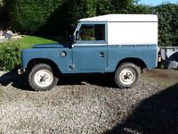 1983 Land Rover Series 3 - 88 inch Petrol Engine