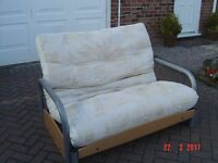 Four Foot Sofa Bed / Futon. Can Deliver