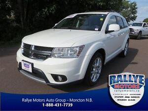 2012 Dodge Journey R/T! Leather! Push Button! Bluetooth!