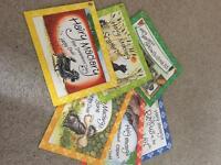 Set of 6 Hairy Maclary books