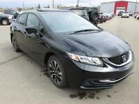 2014 Honda Civic Sedan EX w/Constant Velocity Trans (CVT)